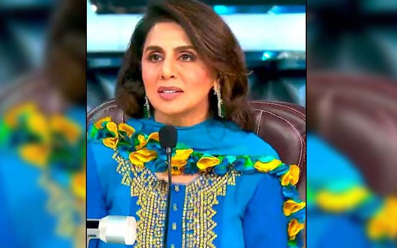 Super Dancer Chapter 4: Neetu Kapoor Dances With Kids And Judges Shilpa Shetty-Geeta Kapur; Shares Old Memories On The Show - WATCH