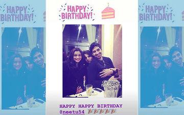 Here It Comes! Alia Bhatt Wishes Beau Ranbir's Mom, Neetu Kapoor, On Her Birthday
