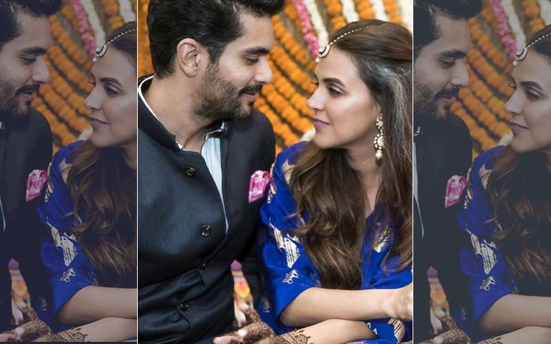 """Still Feel Neha Is My Girlfriend"": Angad Bedi On Couple's 1ST Wedding Anniversary"