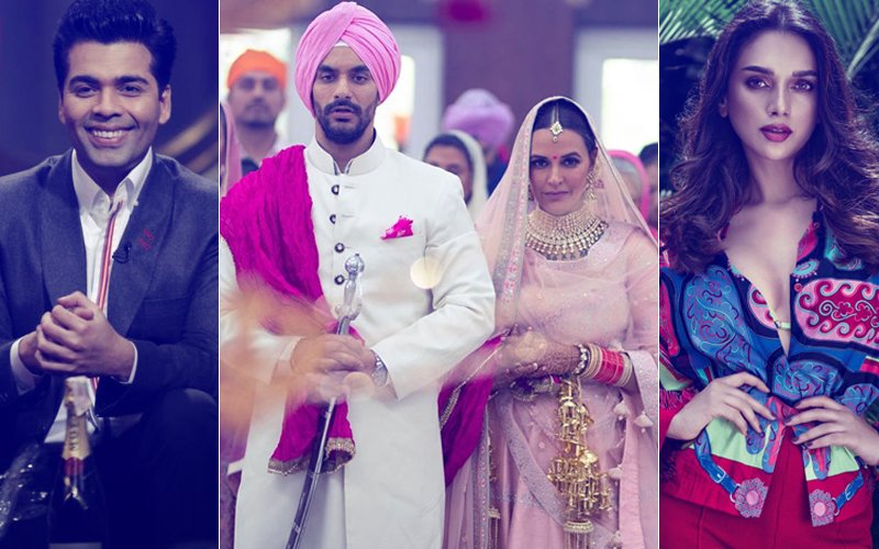Neha Dhupia Leaves Bollywood Surprised With Her Secret Marriage. Here's How They Reacted