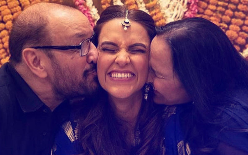 Neha Dhupia's Father: No, My Daughter Is Not Pregnant