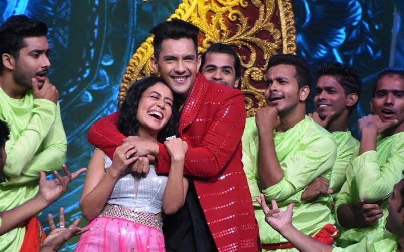 Indian Idol 11: Badri Aditya Narayan And His Dulhania Neha Kakkar Dance Like No One's Watching - PICS