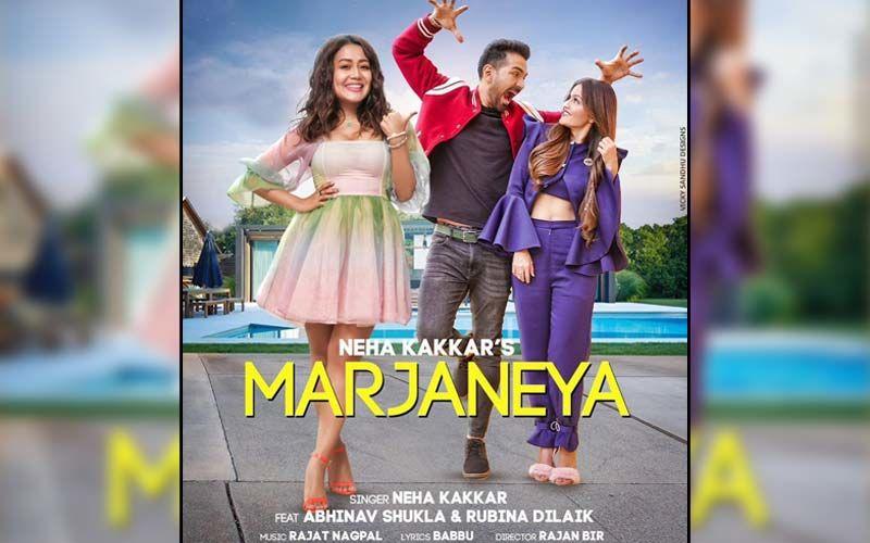 Marjaneya: Neha Kakkar Takes Fans Behind The Scenes Into Making Of The Music Video Starring Rubina Dilaik And Abhinav Shukla