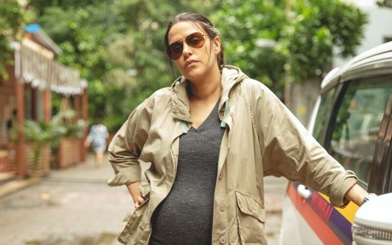 Neha Dhupia On Working During Her Second Pregnancy: 'I Was In The Middle Of Contractions And Was Shooting'