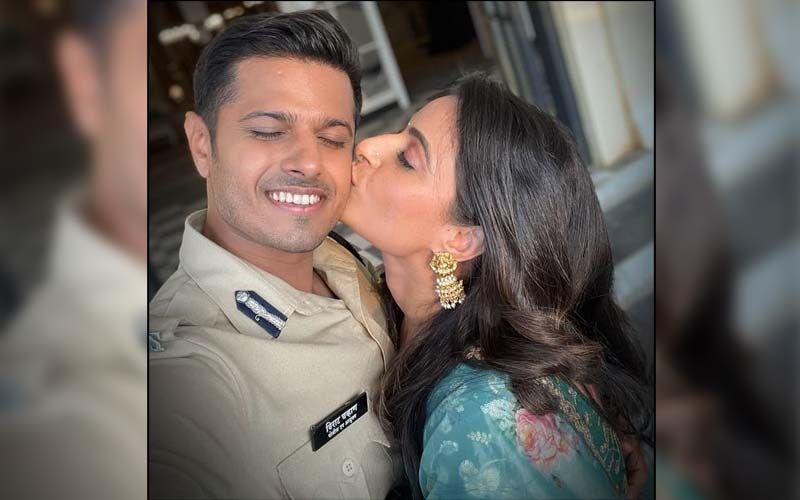 Ghum Hain Kisikey Pyaar Mein's Neil Bhatt Calls Aishwarya Sharma His 'Wife'; Fans Wonder If They Are Already Married