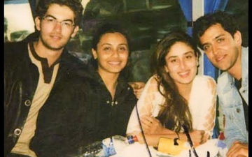 On Hrithik Roshan's Birthday, Neil Nitin Mukesh Shares A Throwback Picture Featuring Kareena Kapoor And Duggu