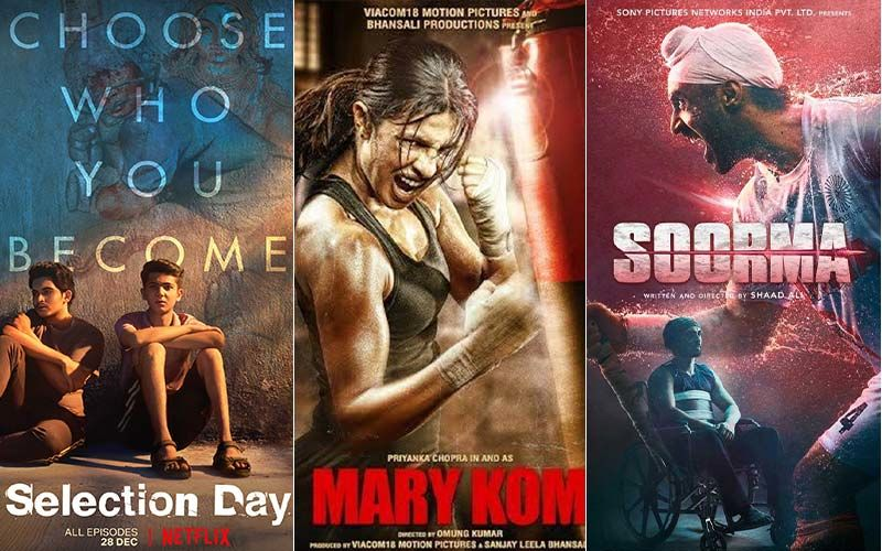 Selection Day, Soorma, Dangaal, Mary Kom And More: Bring The Spirit Of Olympics Home With These Inspiring Sports Films