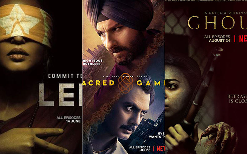 #BanNetflixInIndia Trends On Twitter As Netizens Accuse The Makers Of Sacred Games, Leila And Ghoul Of Depicting Hinduphobic Content