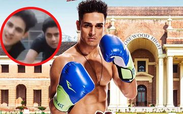 Priyank Sharma Unofficially Enters College Campus To Shoot A Dance Video