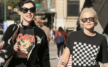 New Couple Alert: Kristen Stewart Steps Out With St. Vincent