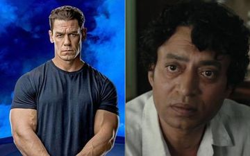 After Rishi Kapoor, WWE Star John Cena Pays Tribute To Irrfan Khan By Sharing His Picture