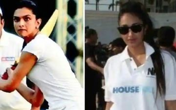 When Deepika Padukone Played Cricket With Late Jiah Khan In All Stars Match - Don't Miss This TB Video