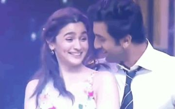 Have You Seen This Beautiful Picture Of Ranbir Kapoor And Alia Bhatt From Their Wedding Day? Thank Us Later