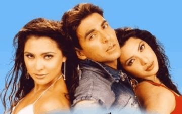 Miss World Priyanka Chopra And Miss Universe Lara Dutta Tightly Flank Akshay Kumar In This Blast From The Past Pic
