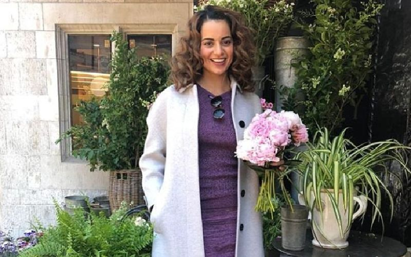 Kangana Ranaut Reveals Why She Sneaks Out After Casual Dates; 'Can't Share The Same Bed With Someone'