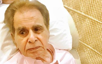 Dilip Kumar Urges Everyone To Stay At Home During COVID-19 Pandemic; Pens A Shayari To Motivate All
