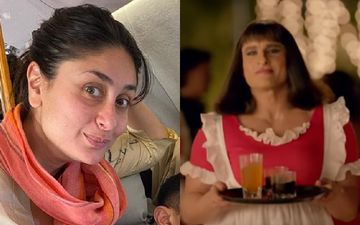 Kareena Kapoor Khan Talking About Saif Ali Khan's Sexy Legs And Kohl Rimmed Eyes On The Sets Of Humshakals Is Funny AF - WATCH