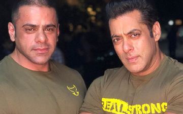 Salman Khan Won't Be Able To Attend Nephew Abdullah Khan's Funeral Due To Coronavirus Lockdown; Actor's Upset