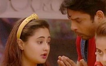 Sidharth Shukla's Viral Video Of Slapping Rashami Desai On Loop May Get All #SidRa Shippers Upset