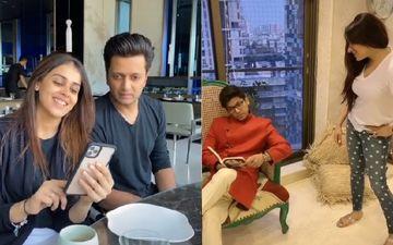 Quarantine Comic Relief Powered By Celeb Couples Shilpa Shetty-Raj Kundra, Riteish-Genelia, Shaan-Radhika Mukherji - Hilarious TikTok Videos