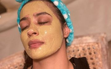 Surveen Chawla's 'There Are Other Kinds Of Masks In The World Too' Pic Will Motivate You To Indulge In Self-Care