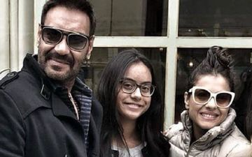 Ajay Devgn Rubbishes Reports Of Kajol And Daughter Nysa Being Unwell Amidst Coronavirus Scare