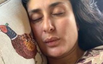 Kareena Kapoor Khan Posts 'Staged' Napping Picture Of Besties; Fans ROFL Asking 'Make Up Ke Saath Kaun Sota Hai?'