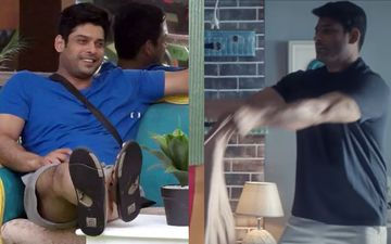 Sidharth Shukla's ICONIC Grey Shorts From Bigg Boss 13 Make A Comeback In Bhula Dunga Song, Did You Guys Notice?