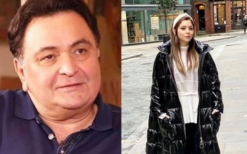 "Rishi Kapoor Comments On Kanika Kapoor Testing Positive For Coronavirus, Humours 'Aaj Kal Kuch ""Kapoor"" Logon Pe Time Bhaari Hai'"
