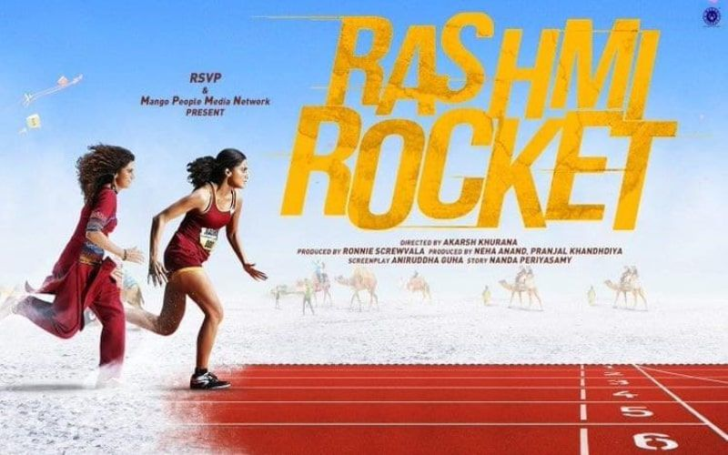 Rashmi Rocket Trailer Review: Taapsee Pannu's Film Makes All The Right Noises, And Says Why Women In The Field Of Sports Find The Going So Tough