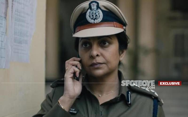 MY BREAKOUT ROLE: Shefali Shah Recalls Her Whole Journey From Scratch To End As DCP Vartika Chaturvedi On Delhi Crime- EXCLUSIVE VIDEO