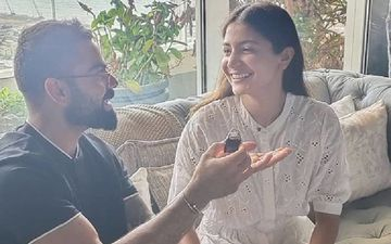 Anushka Sharma Wishes Sadness And Suffering To End On Her Birthday; Hubby Virat Kohli Says 'You Light Up My World'