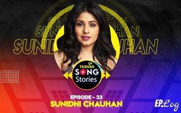 9X Tashan Song Stories: Episode 23 With Sunidhi Chauhan