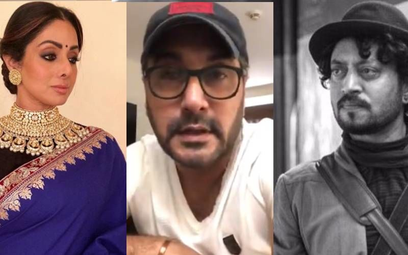 Pakistani Actor Adnan Siddiqui Apologises To Sridevi And Irrfan Khan's Families For The 'Callous' Statement Made By An Anchor On Their Demise