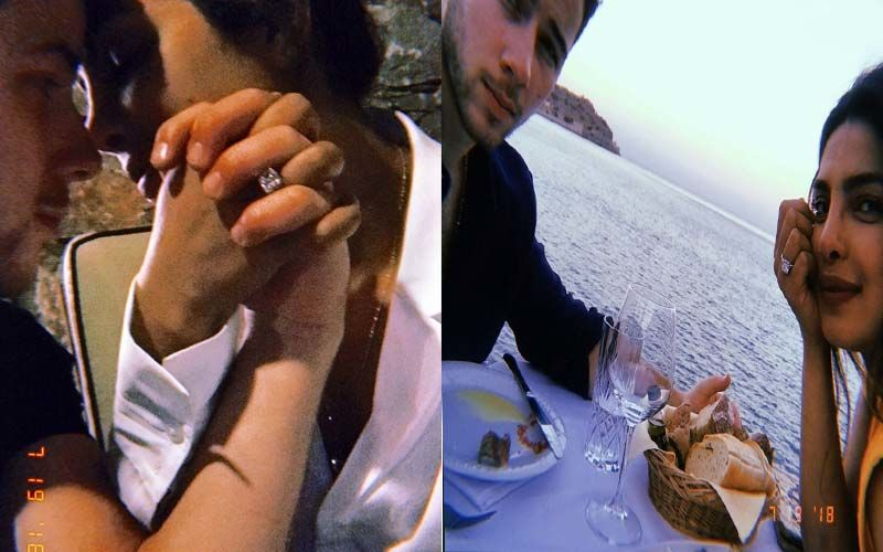Priyanka Chopra And Nick Jonas Share Romantic Photos As They Celebrate 3 Years Of Togetherness; Actress Says 'Thank You For Asking Jaan'