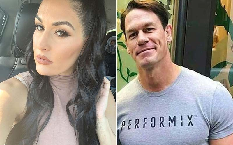 WWE Hall Of Fame 2021: Nikki Bella Gives A Special Shout Out To Ex-Fiancé John Cena During Her Speech; Says 'Thank You For Helping Me Find My Fearless Side'