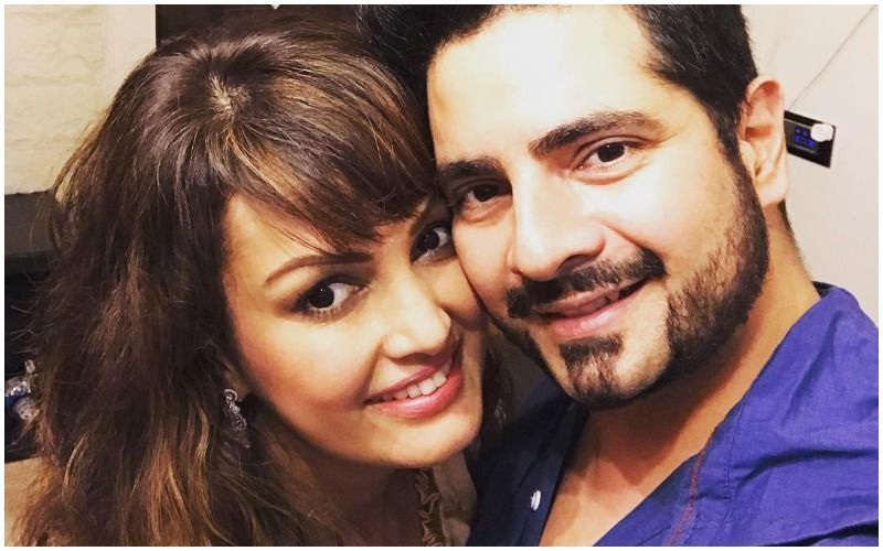 Karan Mehra's Wife Nisha Rawal Breaks Down While Addressing Media; Shows Pictures Of Her Bruises: 'My Face Turned Black And Blue Many Times'