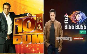No Dus Ka Dum This Year; Salman Khan Chooses Bigg Boss 13 That Begins From September End