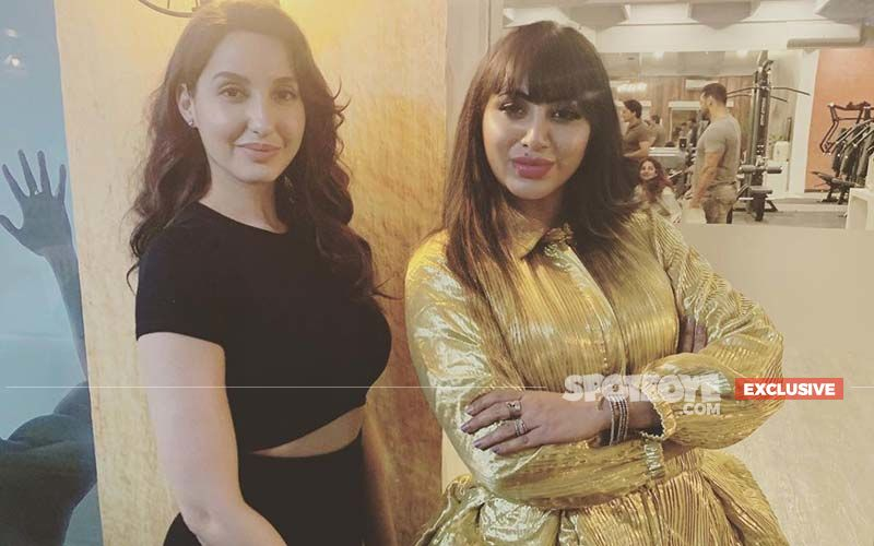 Bigg Boss 14 Challenger Arshi Khan On Wearing A Dress Similar To Lady Gaga: 'Nora Fatehi Was In Awe Of It'- EXCLUSIVE