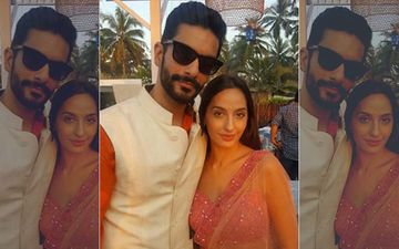 Nora Fatehi Says: Don't Regret Breaking Up With Angad Bedi. If I Hadn't, My Fire Wouldn't Have Come Back