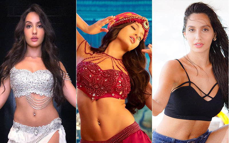 Nora Fatehi HOT Photos: The Dilbar Girl Is Hotness Personified