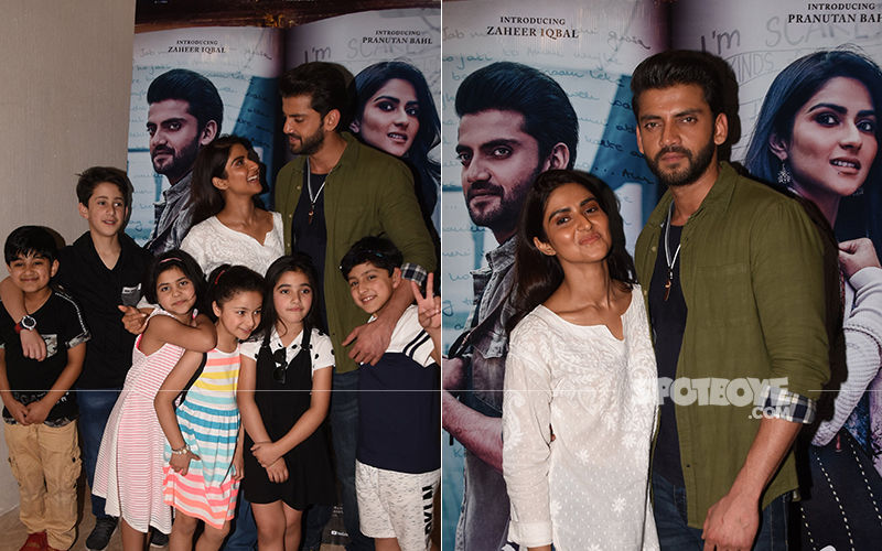 Notebook Trailer Preview: Debutantes Pranutan Bahl And Zaheer Iqbal Are An Excited Bunch