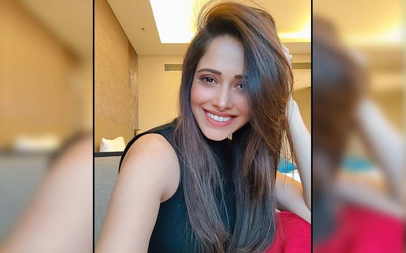 Dream Girl Actress Nushrratt Bharuccha Looks Ravishing In This Red Dress; Check Out Her Sexy Pics