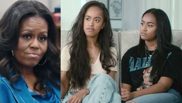 Former US President Barack Obama's Wife Michelle's School Book Pic Reminds Us Of Daughters Sasha-Malia Obama