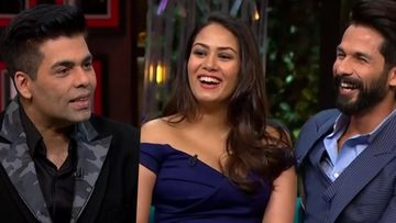 Koffee With Karan: When Mira Rajput ROASTED Karan Johar For Skipping Hubby Shahid Kapoor's Name In All His Ranking Lists - VIDEO