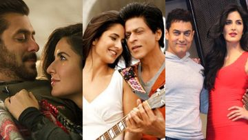 Salman Khan, Shah Rukh Khan, Aamir Khan: Which Khan Looks The Best With Katrina Kaif? Netizens Give Verdict
