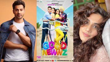 Good Newwz Trailer Celeb Reaction: Varun Dhawan, Taapsee Laud Akshay Kumar-Kareena Kapoor, Diljit Dosanjh-Kiara Advani Starrer