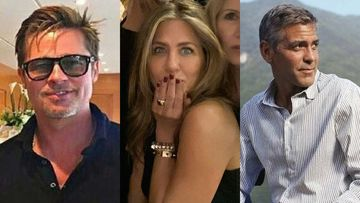 Brad Pitt- Jennifer Aniston Planning To Name Their To-Be-Adopted Baby Girl After Good Friend George Clooney? Know The TRUTH