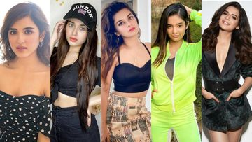 Who Nailed The Airport Look?: Shirley Setia, Jannat Zubair, Avneet Kaur, Anushka Sen Or Mithila Palkar?