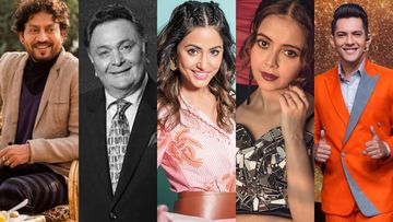 Dard-E-Dil Concert For Rishi Kapoor-Irrfan Khan: Hina Khan, Aditya Narayan, Devoleena To Come Together To Remember The Legendary Actors
